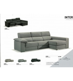 Sofá Inter Chaiselongue
