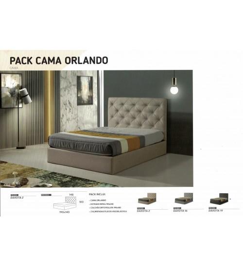 Pack Cama Orlando