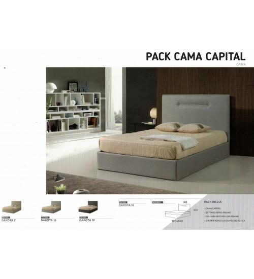 Pack Cama Capital