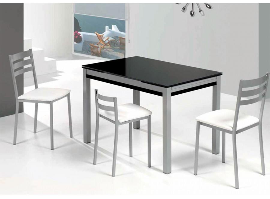 Mesa cozinha pequena vidro v rios desenhos for Mesas para ordenador pequenas